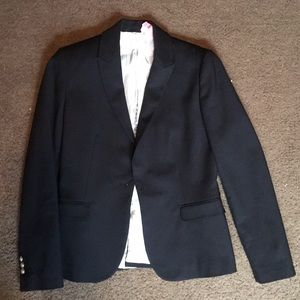 Zara black blazer large (no tags attached)